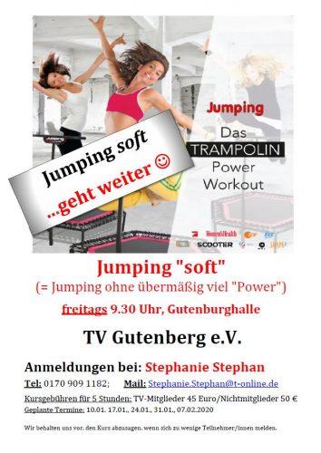 JUMPING soft